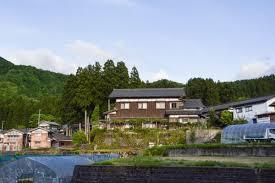 chambre d hote japon murakami planter du riz et dormir dans une famille d