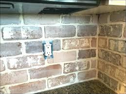 brick tile kitchen backsplash brick tile backsplash kitchen brick tile kitchen decorating brick