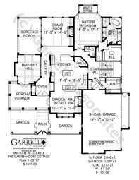 gardenmoore cottage house plan luxury house plans gardenmoore cottage house plan 03197 1st floor plan
