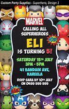 superhero invitations greeting cards u0026 invitations ebay