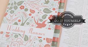 downloadable wedding planner free wedding planner beautiful stunning diy wedding planner free