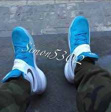 28 Light Blue And White Kyrie 2 Blue And White