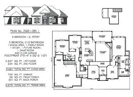 3 bedroom 2 story house plans simple 3 bedroom house plans 3 bedroom 1 2 story house plans 3