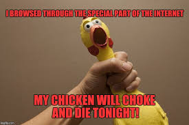Funny Chicken Memes - rubber chicken memes imgflip
