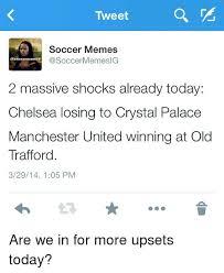 Tweet Meme - tweet soccer memes soccer memesig soccemmem 2 massive shocks already