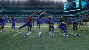 nfl combine records top 40 times bench press reps more nfl