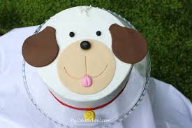 dog cake puppy cake a tutorial my cake school