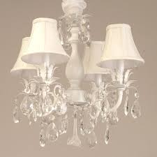 Shabby Chic Lighting Chandelier by Lighting Chandeliers Crystal Chandelier Cottage Haven