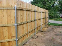 Cheap Fences For Backyard Wood And Aluminum Fence U2026 Pinteres U2026