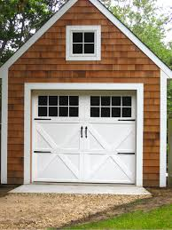 carriage house doors for garage vintage appeal of carriage