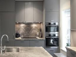 contemporary gray kitchens design ideas