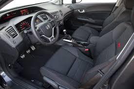 2007 Civic Si Interior Consumer Reports Gives The Honda Civic Si A U201crecommended U201d Rating