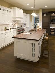 kitchen island with butcher block 20 exles of stylish butcher block countertops within kitchen