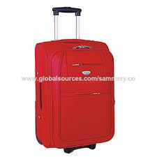 ultra light luggage sets china eva trolley case softside luggage set ultra light 2 wheels