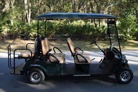 motoev 6 passenger back to back street legal golf cart