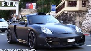 porsche cayenne matte black techart porsche cayman gt sport youtube