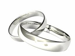 silver wedding ring wedding pictures wedding photos silver wedding rings pictures