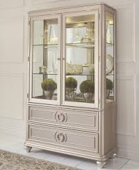 China Cabinets With Glass Doors Furniture Millennium Shore China Cabinet With Glass Doors Royal