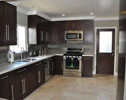 kitchen cabinets layout ideas small kitchen ideas on a budget l type my home design journey