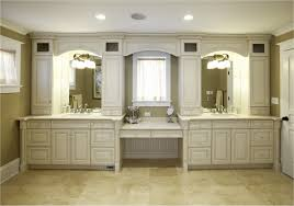 elegant white cabinet bathroom beautiful bathroom ideas