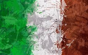 Italy Flag Images Italy Flag Green White Red Painting Artwork Wallpaper And Background