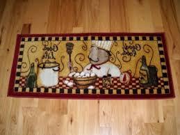 great fat chef kitchen rugs fat chef rug ebay envialette