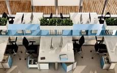 disposition bureau conseils en aménagement de bureau 3d open space cloisons
