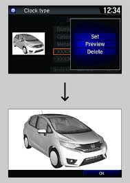 audio information screen models with display audio system jazz