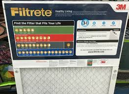 Filtrete Healthy Living Ultra Allergen Reduction Ac Furnace Air 3m Filtrete Elite Allergen Healthy Living 2200 Air Filter 20x25