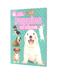 learning fun color puppies