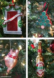 our christmas ornament favorite ornaments for our christmas tree green with decor