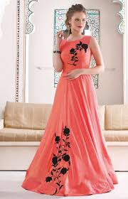party wear gowns pink net party wear gown craze and demand