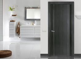 Modern Bathroom Door Flush Doors Contemporary Bathroom Miami By Dayoris Doors
