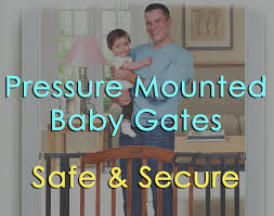 Extra Wide Gate Pressure Mounted The 25 Best Pressure Mounted Baby Gates U2013 Must Have Baby Proofing