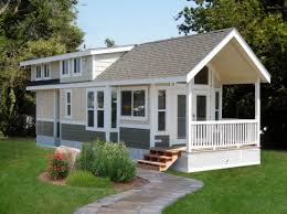 cavco park model new owl harbor building houses modern prefab log