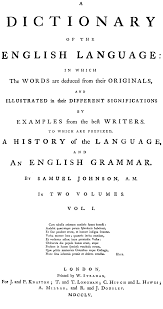Meaning Of Comfortable by Page View A Dictionary Of The English Language Samuel Johnson