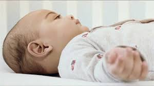 Baby Sleeping In A Crib by Safe Sleep Why A Baby U0027s Crib Should Be Empty No Bumpers