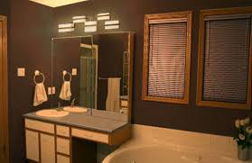 paint for bathroom walls favorite wall and cabinet dark brown bathroom paint
