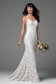 new wedding dresses watters willowby aundin size 0 new wedding dress nearly newlywed
