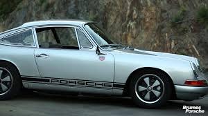 magnus walker 1965 brumos porsche 911 magnus walker youtube