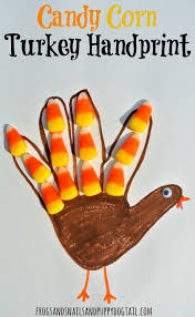 corn turkey classic handprint for thanksgiving fspdt