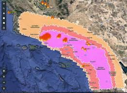 California Weather Map December 6 2017 California Fire Day 2 Forecast Outlook Fires And
