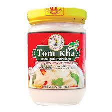 instant cuisine เคร องปร งต มข าสำเร จร ป instant tom kha paste with coconut