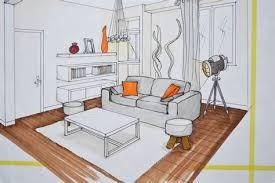 chambre en perspective dessiner des meubles en perspective dessin d une chambre 10 2 points