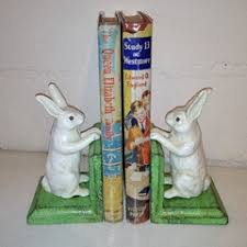 bunny bookends 345 best book ends images on bookends for the home
