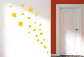 removable various color stars decorative wall stickers vinyl wall removable various color stars decorative wall stickers vinyl wall art decals for kids rooms home decor wall art stickers decorative wall decals kids room