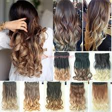 ombre hair extensions uk real thick ombre hair clip in hair extensions one half