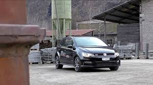 vw polo gti 1 8t 2015 details driving and sound youtube