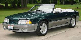 ford mustang 92 1992 ford mustang convertible reviews msrp ratings with