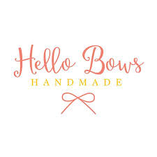 handmade bows for your littles hello bows handmade